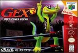 Gex 3 - Deep Cover Gecko (USA) Box Scan